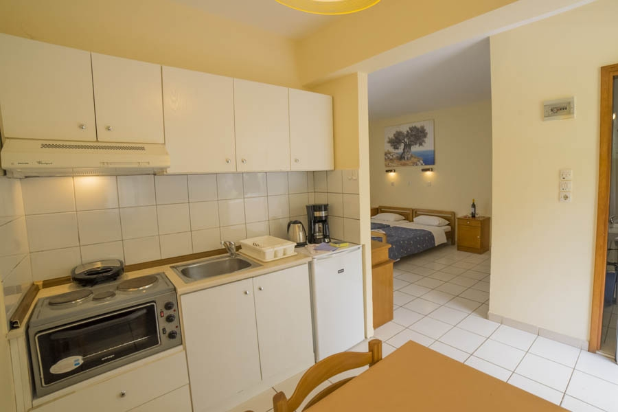 Apartments, Aneton Hotel: Thassos hotels studios apartments rooms kitchenette